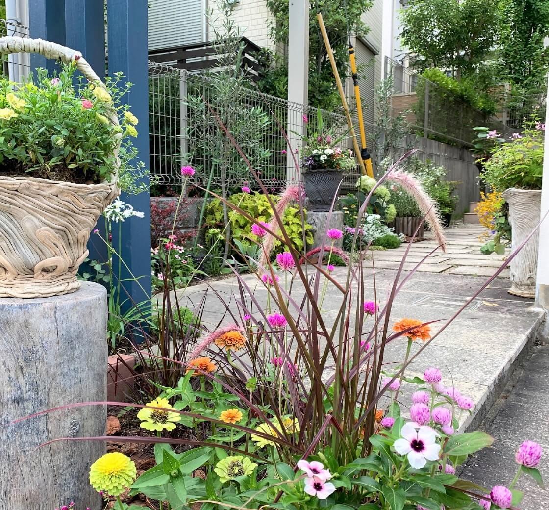 エクステリア・ガーデンデザインの写真